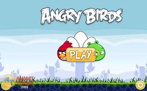 Angrybirds Oyunu Oyna (Online, Şifresiz)