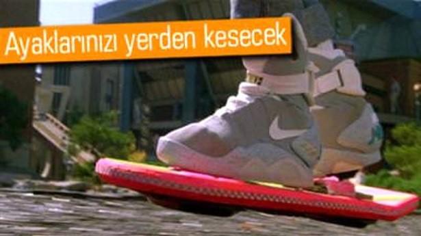 Back To The Future'daki Nike Ayakkabı Satışa Çıkabilir