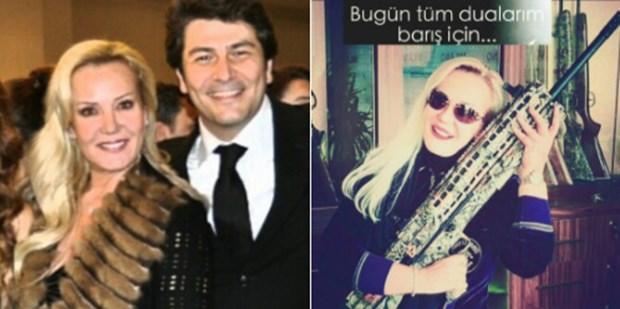 Vatan Şaşmaz ve Filiz Aker